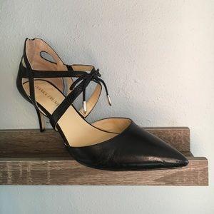 Ivanka Trump Shoes - Classy gently-used black heels