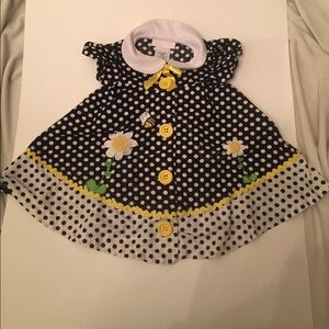 Bonnie Baby Other - ($5 bundle price) BONNIE BABY: polka dot dress