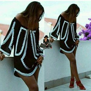 SASSY Dresses & Skirts - 🔥🚨LAST 1🚨Off The Shoulders DRESS