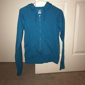 Soffe Tops - Soffe zip up sweatshirt
