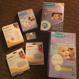 Medela Other - Medela/ Lansinoh Breastfeeding Essentials