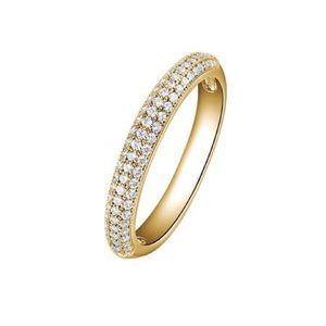 LaFonn Triple Row Micro-Pave Ring