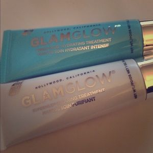 Glamglow Other - Glamglow Thirstymud and Supermud 1 oz each
