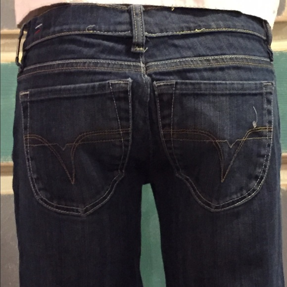 d85622fc Diesel Jeans   Liv Straight Stretch Wash 0086c Sz 28x32   Poshmark