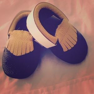 Other - Baby Moccasins NWOT