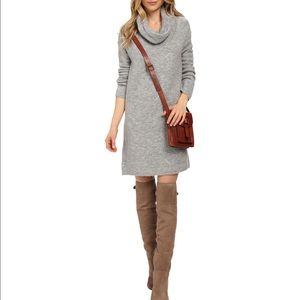 Bb Dakota Turtleneck sweater dress