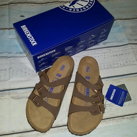 c174706a766c Birkenstock Florida Soft Footbed Sandal Mocha