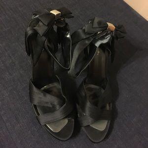 Shoes - Maripe Ankle Strap Heels, 10