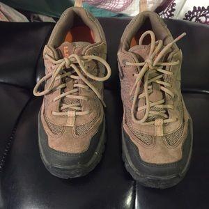 L.L. Bean Shoes - LL BEAN WOMENS HIKING SNEAKERS.
