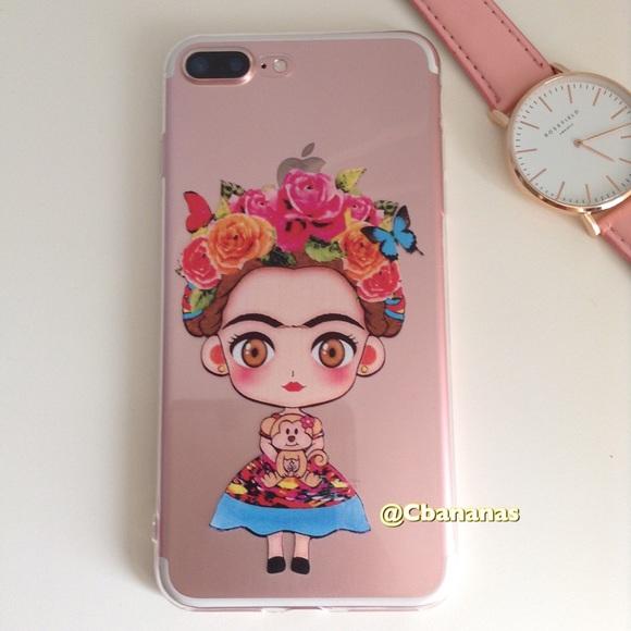 frida kahlo iphone 7 plus case