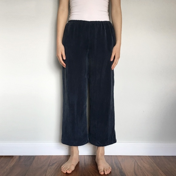 objects without meaning pants navy lounge pant poshmark