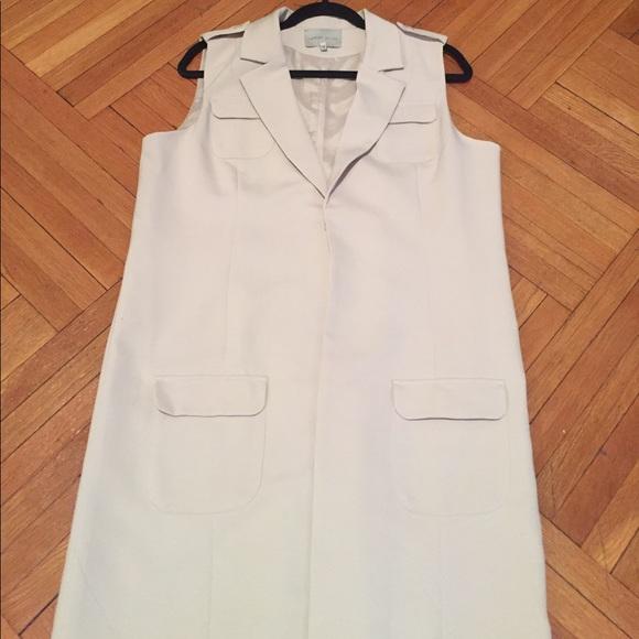 Lavish Alice Jackets & Coats - Super Long Vest / Maxi Sleeveless Duster