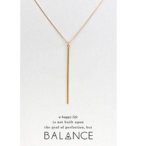 Dogeared Jewelry - Balance necklace