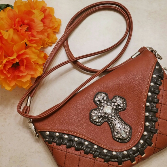 Rustic Couture's Bags - Rustic Couture's? cross body purse