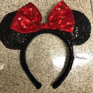 Mickey ears headband