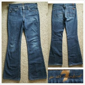 7 For All Mankind Denim - 7 For All ManKind Jeans 28X31
