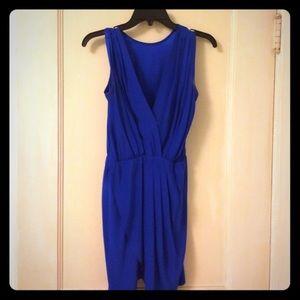 Amanda Uprichard Dresses & Skirts - Royal blue dress