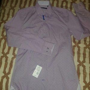 Andrew Fezza  Other - Men's long sleeve bottom up shirt