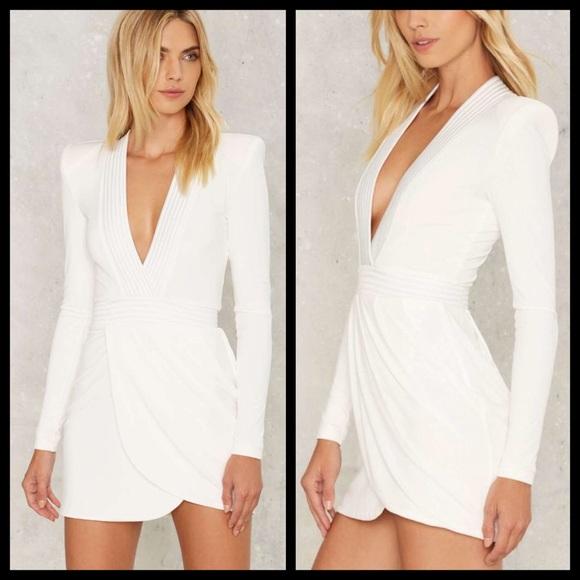 a07a4a28f34a Zhivago Dresses | Eye Of Horus Mini Dress White Sz 10 Us 6 | Poshmark