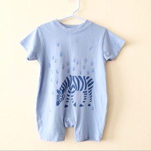 GAP Other - BabyGAP Zebra Onesie