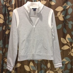 GAP Tops - GAP Zip Up Coat Sweatshirt Hoodie Top