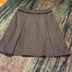 The Limited Dresses & Skirts - The Limited Dark Gray Skirt