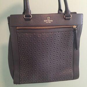 Navy Kate Spade Bag