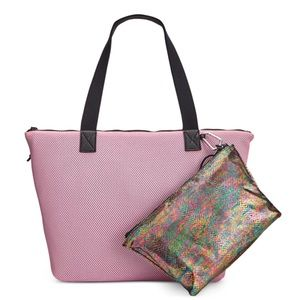 Ideology Handbags - Large Ideology Tote with Pouch