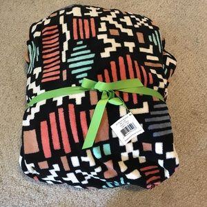 Vera Bradley blanket!