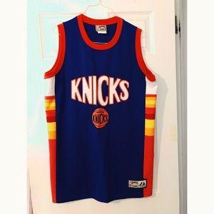 Majestic Other - Vintage New York Knicks Hardwood Classics Jersey