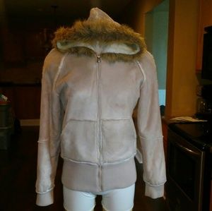 Shearling Style Jacket