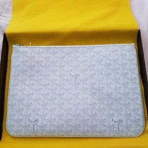 Authentic Goyard Clutch