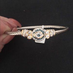 Jewelry - Evil eye stainless steel bracelets