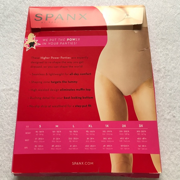 SPANX Intimates & Sleepwear - SPANX higher power panties. NWT