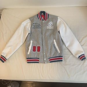 Franklin & Marshall Other - Franklin and Marshall bomber varsity jacket