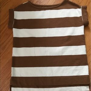 Lou & Grey Tops - Lou & Grey short sleeve blouse