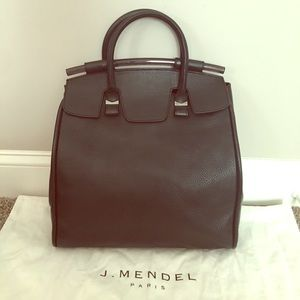 J. Mendel Handbags - Almost Perfect- J. Mendel Paris- Kylie Satchel