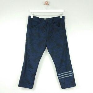 Y-3 Pants - YOHJI YAMAMOTO x ADIDAS print pants