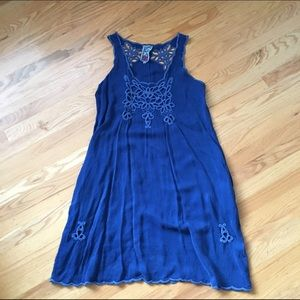 Johnny Was Dresses & Skirts - PRICE FIRM Johnny Was Embroidered Dress