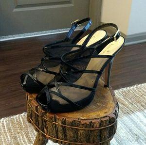 Kate Spade sheer heel's