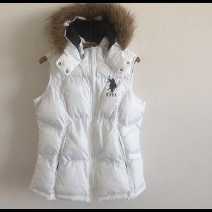 U.S. Polo Assn. Jackets & Blazers - USPA puffer vest