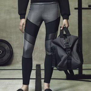 Alexander wang  H&M collab leggings