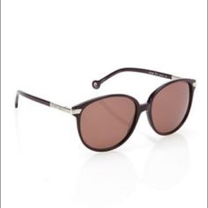 Carven Accessories - Carven Annette Purple Sunglasses