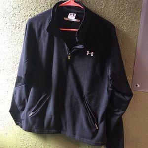 Under Armour Jackets & Blazers - Under armour black cute soft jacket