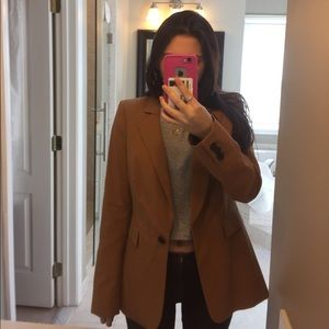 Juicy Couture Jackets & Blazers - Juicy Couture Tan Blazer