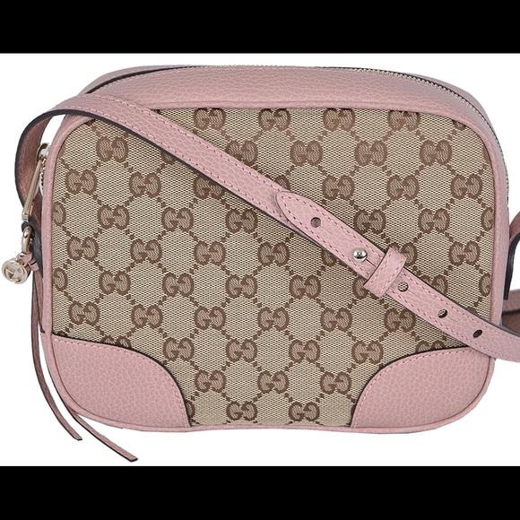 da9e81f0d3d9 Gucci Bags   Brand New Bree Crossbody Disco Bag   Poshmark