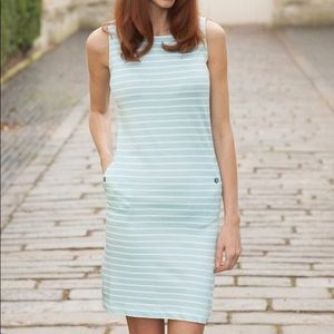 Barbour Dresses & Skirts - Barbour aqua dress