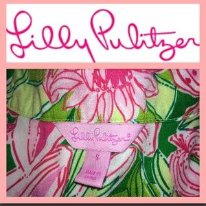 LILLY PULITZER PJ'S/LOUNGERS