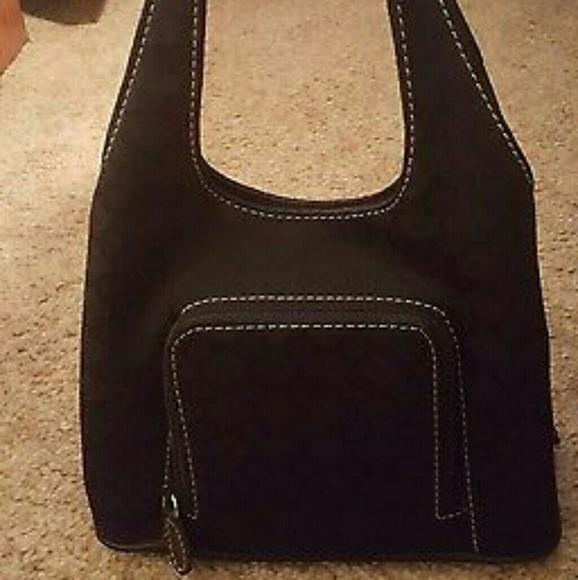 fdabc191485 Nine West Bags   Black Small Hobo Purse   Poshmark