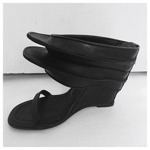 Rick Owens Shoes - Rick Owens Rhino Wedges